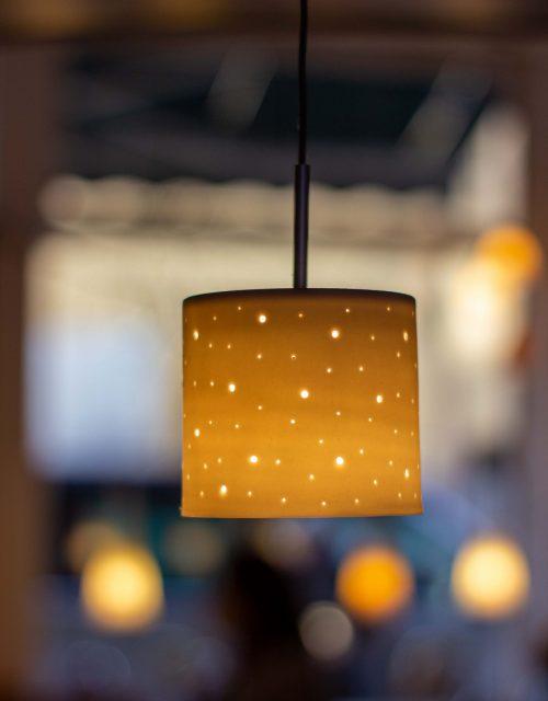 Prozellanlampe